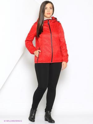 Куртка Vlasta. Цвет: красный
