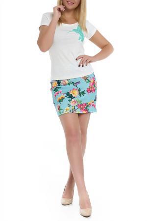 Юбка Majaly. Цвет: цветной