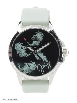 Часы Juicy Couture. Цвет: зеленый