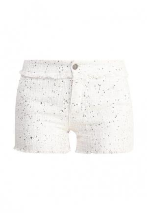 Шорты Liu Jo Jeans. Цвет: белый