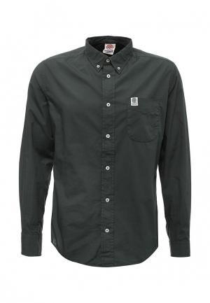 Рубашка Franklin & Marshall. Цвет: зеленый