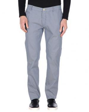 Повседневные брюки BARBATI. Цвет: синий