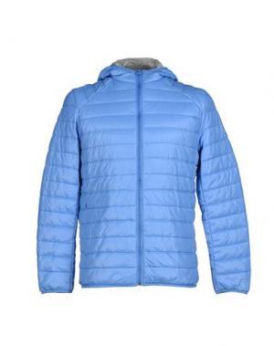 Куртка 1° GENITO. Цвет: лазурный