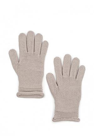 Перчатки Armani Jeans. Цвет: серый