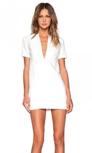 Платье annie VIVIAN CHAN. Цвет: белый