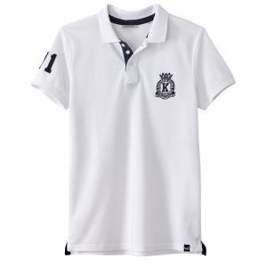 Футболка-поло Titus KAPORAL 5. Цвет: белый,бирюзовый,темно-синий,черный