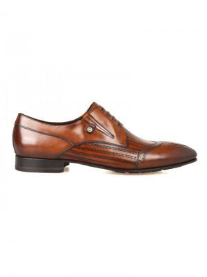 Туфли Sandro G. Цвет: коричневый