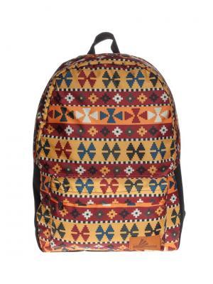 Рюкзак ПодЪполье. Цвет: оранжевый, синий, зеленый, бордовый, бежевый