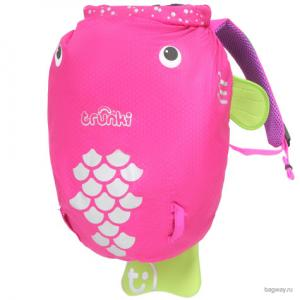 PaddlePak 0083-GB01 Trunki. Цвет: розовый