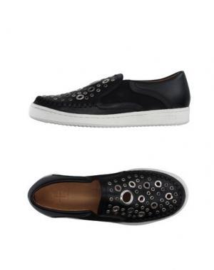 Низкие кеды и кроссовки THAKOON ADDITION. Цвет: черный
