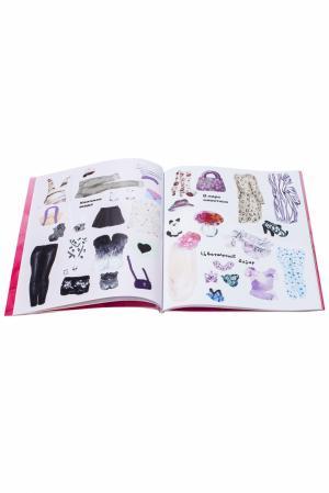 Келли Смит. Бумажный гардероб. Мода и стиль в наклейках Слово. Цвет: multicolor