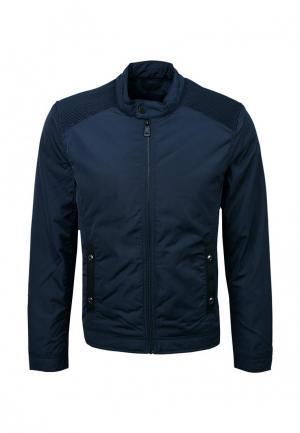 Куртка утепленная Q/S designed by. Цвет: синий