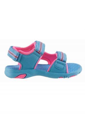 Сандалии Crispy V Lico. Цвет: синий/ярко-розовый, темно-синий/оранжевый неоновый