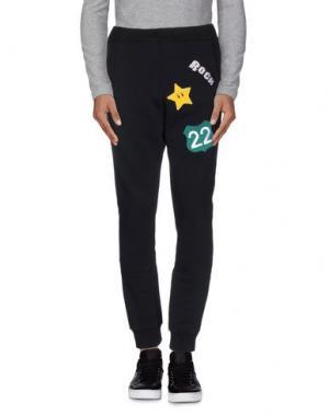 Повседневные брюки CATCH22. Цвет: черный