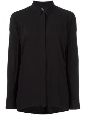 Рубашка Manu Zero + Maria Cornejo. Цвет: чёрный
