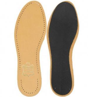 Стельки для обуви из овечьей кожи Collonil. Цвет: бежевый