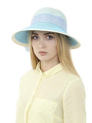 Шляпа Gusachi. Цвет: синий, белый