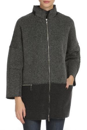 Куртка Cinzia Rocca. Цвет: серый