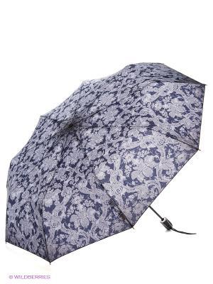 Зонт Zest. Цвет: светло-серый, серый