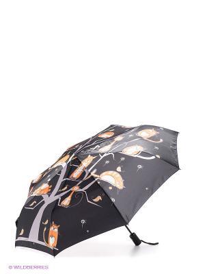 Зонт Flioraj. Цвет: черный