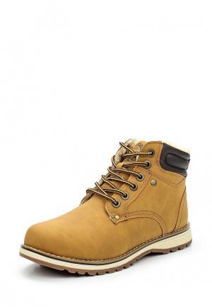 Ботинки Carido. Цвет: коричневый