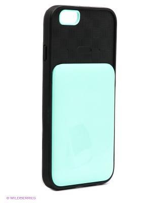 Чехол для iphone 6 WB. Цвет: голубой, черный