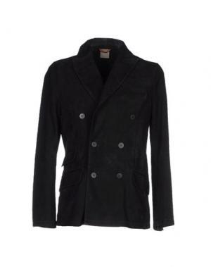 Пиджак D'AMICO. Цвет: черный
