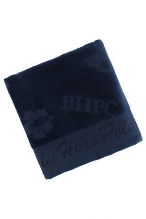 Полотенце для рук, 50х100 Beverly Hills Polo Club. Цвет: dark blue