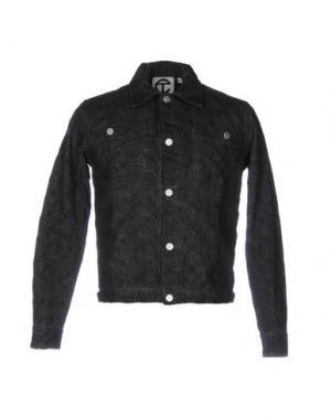 Куртка TELFAR. Цвет: серый