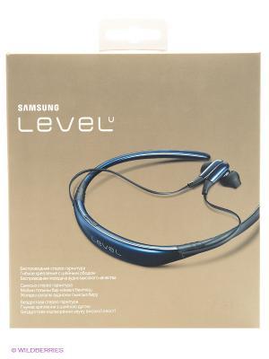 Гарнитура Samsung LEVEL U. Цвет: синий