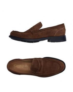 Мокасины CANTARELLI. Цвет: коричневый