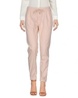 Повседневные брюки FAIRPLAY. Цвет: бежевый