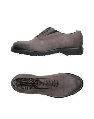 Обувь на шнурках GUARDIANI DRIVE. Цвет: серый