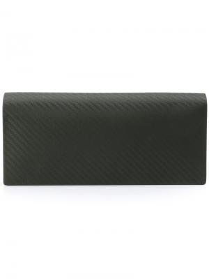 Foldover wallet Dunhill. Цвет: чёрный