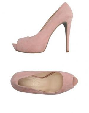 Туфли OVYE' BY CRISTINA LUCCHI. Цвет: розовый