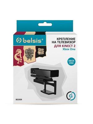 Крепление на телевизор для Kinect 2.0 Belsis. Цвет: черный