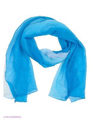 Платок Shapkoff. Цвет: голубой