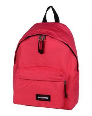 Рюкзаки и сумки на пояс EASTPAK. Цвет: коралловый