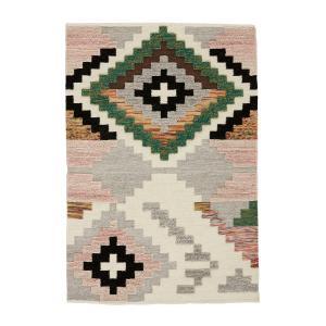 Ковер килим шерстяной Pistolia AM.PM.. Цвет: разноцветный