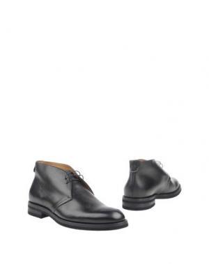 Полусапоги и высокие ботинки SUTOR MANTELLASSI. Цвет: черный