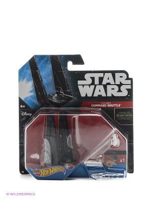 Звездолёт серии Звёздные войны Hot Wheels. Цвет: белый, черный