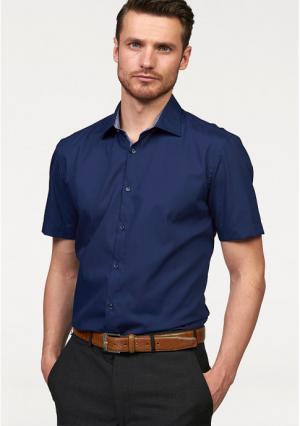 Рубашка Class International. Цвет: темно-синий