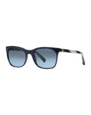 Солнечные очки ETNIA BARCELONA. Цвет: темно-синий