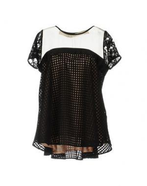 Блузка TILL.DA. Цвет: черный