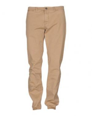 Повседневные брюки HAMPTONS. Цвет: песочный