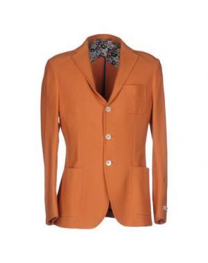 Пиджак PAOLONI. Цвет: оранжевый