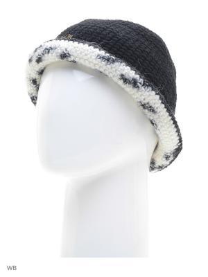Шляпа Мохеровый рай ТТ. Цвет: черный, белый