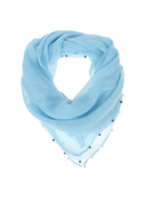 Платок Migura. Цвет: голубой