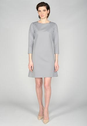 Платье Lavlan. Цвет: серый
