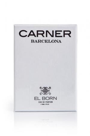 Парфюмерная вода 149263 Carner Barcelona. Цвет: бежевый